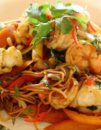 seafood stirfry