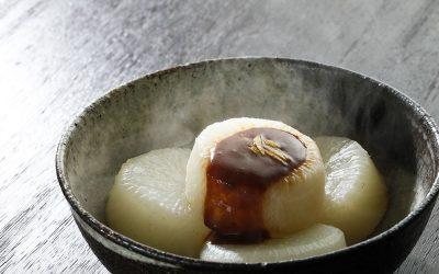 8月24日(土曜日)6.00pm:冬野菜を上手に使った精進料理
