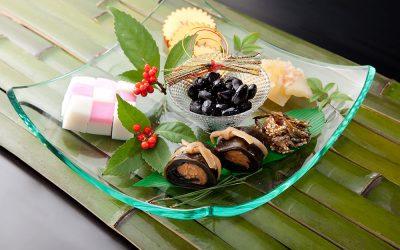 11月23日(土曜日)6.00pm:夏のおせち料理