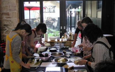 Jun 2015 | Workshop | shojin-ryori at Ryokan GOJYUAN
