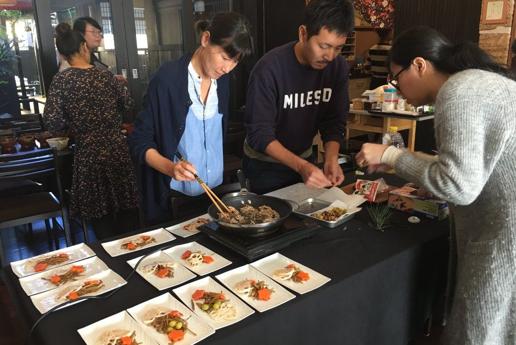 May2018 | Workshop | shojin-ryori at Ryokan GOJYUAN