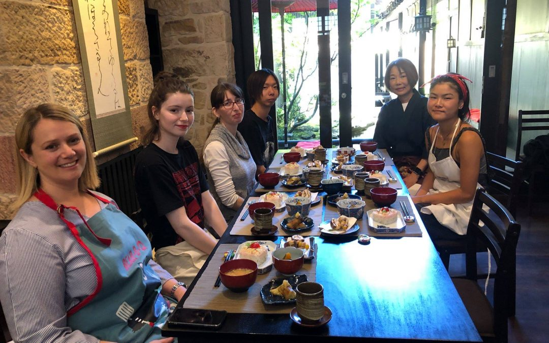 March 2019 | Workshop | shojin-ryori at Ryokan GOJYUAN