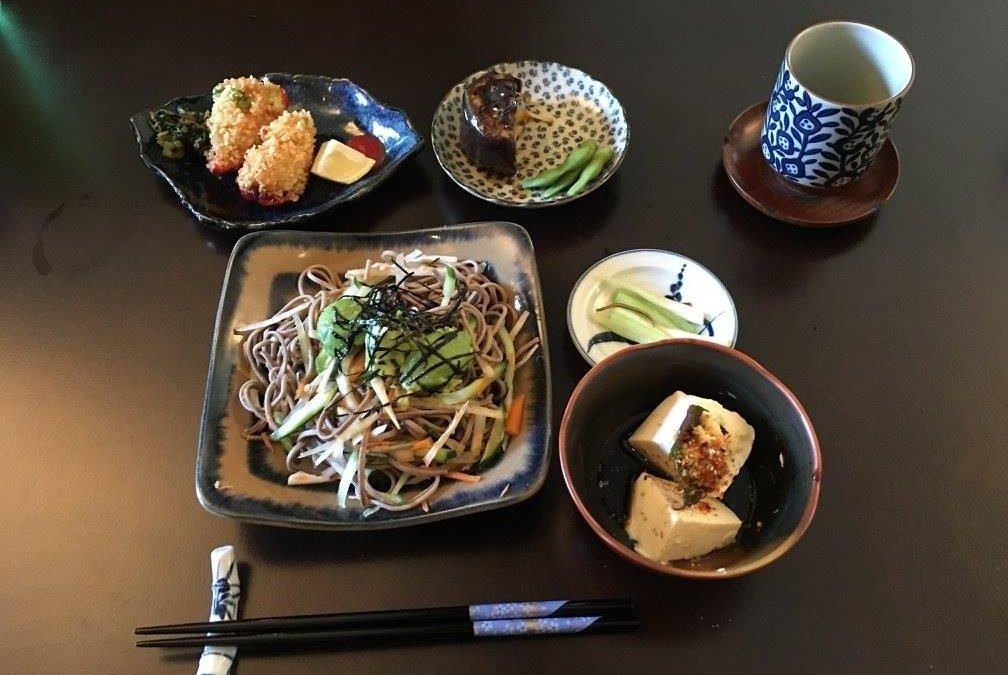Feb 2017 | Workshop | shojin-ryori at Ryokan GOJYUAN