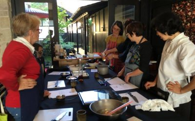 May 2016 | Workshop | shojin-ryori at Ryokan GOJYUAN