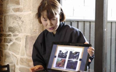 Aug 2014 | Workshop | shojin-ryori at Ryokan GOJYUAN