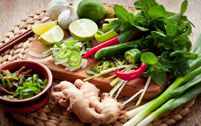 2020年2月 野菜たっぷり、ヘルシーベトナム料理