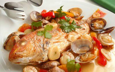 2020年9月  魚料理-大きな魚の扱い方
