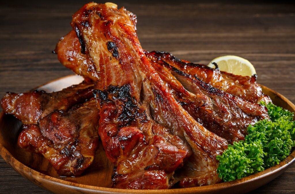 2021年1月23日(土) 夏バテ防止、ピリ辛豚肉料理の献立